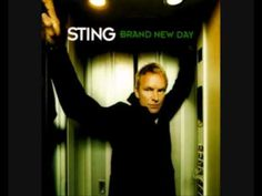 Sting - A Thousand Years  -  Just one of many I could have chosen from him.  A brilliant man and painter of emotion with words....