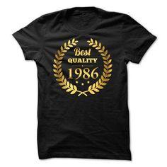 30th birthday - 1986 T-Shirt T-Shirts & Hoodies