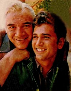 This is How it Really Was Between Michael Landon & Lorne Greene.