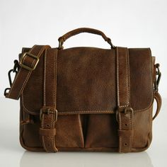 ROOTS VILLAGE SATCHEL-TRIBE  Super cute & small bag!  SMELLS AMMMMAAZZZIIINNNGGG  My Mom's belated Xmas gift