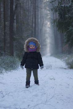 Frozen#forest#mydoughter
