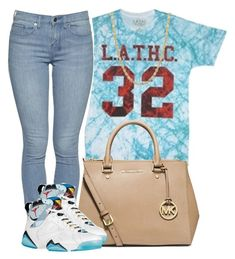 """3 2"" by clickk-mee ❤ liked on Polyvore featuring MICHAEL Michael Kors"