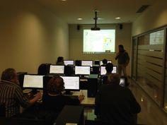 Avui és la primera sessió de formació de la viquipèdia. Recordeu que el dia 26 de març a les 10 del matí tornem a repetir. Queden encara places disponibles!
