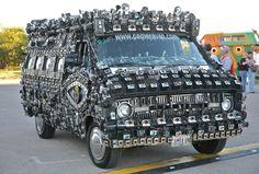 Photo Camera Car