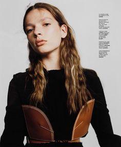 Longeur d'advance (Le Monde M Magazine)