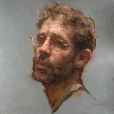 2015, Self portrait, age 40 - Travis Schlaht