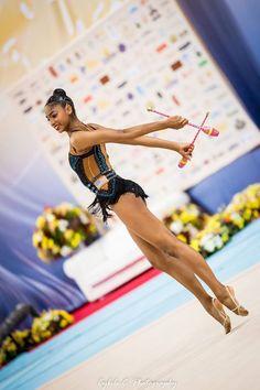 Nastasya Generalova (USA), World Cup (Sofia) 2016