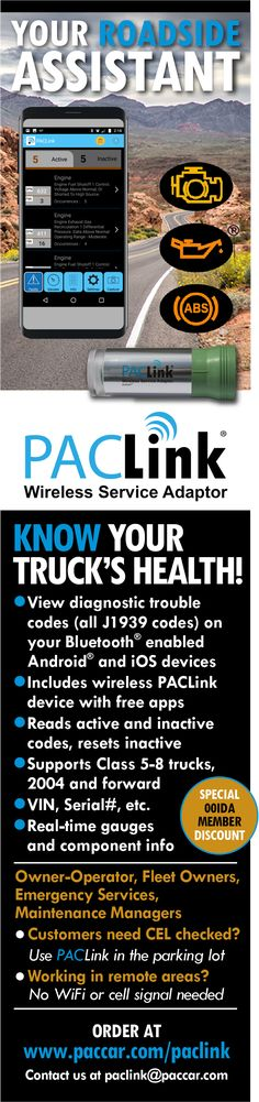 Paccar Diagnostic Codes