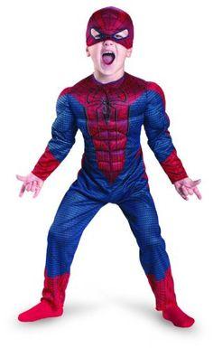 Amazing Spider Man 2 Costume For Boys - Toyathlon