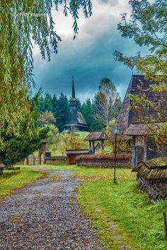 Rural Maramures by Cristi Niculescu