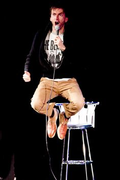 I don't know what's happening with David Tennant in this picture but it made my life.