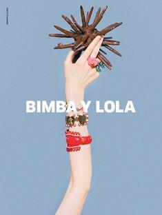 bimba y lola spring 2014 campaign5 Bimba Y Lola Gets Aquatic for Spring/Summer 2014 Campaign