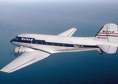 McDonnell Douglas DC3.