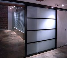 Just found a company in Honolulu that provides wall slide doors ... The Sliding Door Company  ... perfect for our door to our master closet/bathroom!