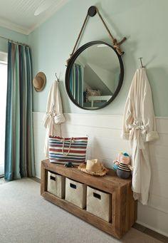 coastal bedroom vignette   Anne Michaelsen Design