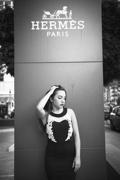 #blackandwhite #fashion #Hermès #model #NikonD610 #Palermo #SalvatoreMannoFotografo #Tamron