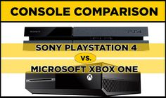 PS4 vs. Xbox One - First Look Console Comparison - Tom's Guide