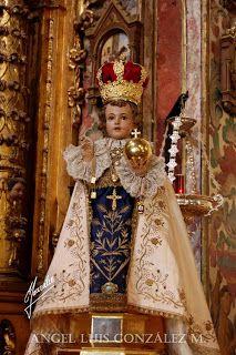 Juventud del Carmen de San Cayetano: Galería de Fotos del Milagroso Niño Jesús de Praga.
