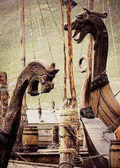 nataliegerthofer:.viking ships