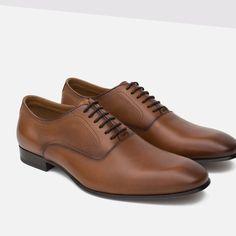 ZAPATO PIEL VESTIR-Zapatos-Zapatos-HOMBRE | ZARA Costa Rica