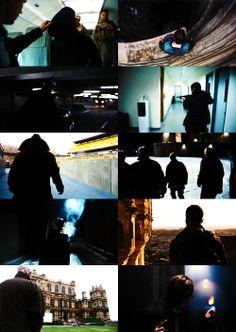 The Dark Knight Rises + Faceless
