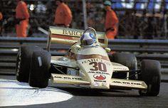 Chico Serra - Arrows A6 Ford - 1983 Monaco Grand Prix