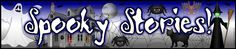 Spooky Stories display banners (SB9044) - SparkleBox