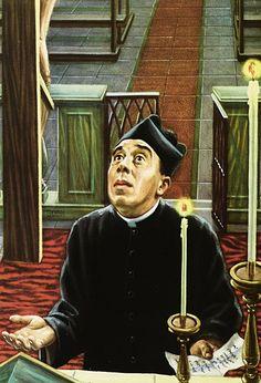 Correva l'anno 1959 Frate Indovino e Don Camillo in penitenza Saga, Star Wars, Pictures To Draw, Caricature, Vip, Theatre, Tv Shows, Cartoons, Hipster