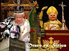 Draco vs. Sirius