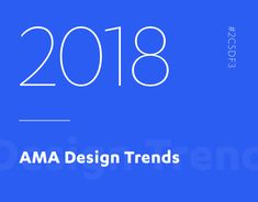 """Check out this @Behance project: """"Design Trends 2018"""" https://www.behance.net/gallery/59752143/Design-Trends-2018"""