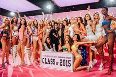 14 Thoughts Every Girl Had During The 2015 Victoria's Secret Fashion Show