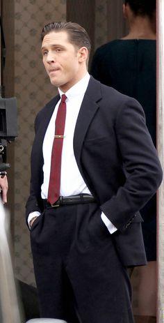 Tom Hardy. Boss