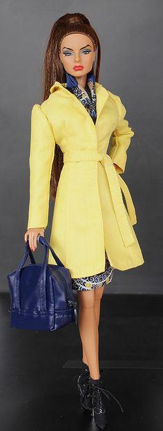 Fashion royalty Agnes Nightfall  ...10.4.34 qw