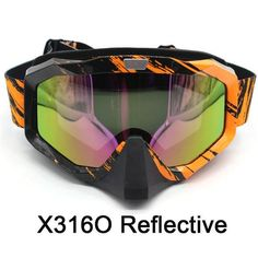 bf07f21f95c NEWEST Motocross Goggles Cross Country Skis Snowboard ATV Mask Oculos Gafas  MX Windproof Dust-proof Motorcycle Helmet Goggles