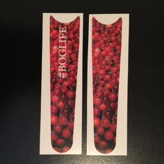 """Love the Ocean Spray Cranberry Bog at Food and Wine? Get this hipster hashtag band in our Cover Bands store at DVCCentral.com. In the """"Celebrations"""" category! Cover Bands are waterproof, removable decals for your Magicbands!"""
