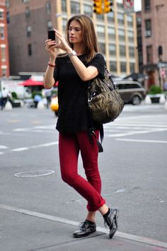 New York Model Off Duty : Julija Nydal |