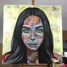 A Level Art Sketchbook, Sketchbook Layout, A Level Art Final Piece, Autobiography Project, Contemporary Art Artists, Social Media Art, Art Alevel, Ap Studio Art, Acrylic Art