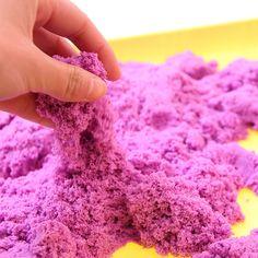 2017 New Playdough Kid Air Dry Foam Clay Play Doh Dough Soft Modeling Clay Intelligent Plasticine Playdoh slime magic sand