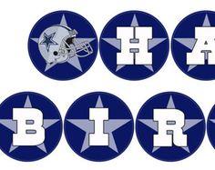 Dallas banner. Dallas Cowboys Happy BirthdayCowboy ...