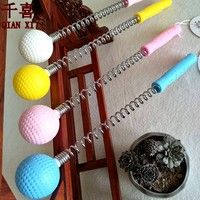 Origin: Zhejiang For gifts: business gifts, advertising promotions, festivals Item name: Golf massag