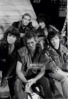 Charlie Watts, Ronnie Wood, Mick Jagger, Keith Richards, Bill Wyman