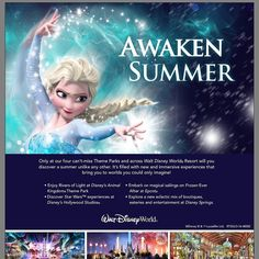 Get ready for a Frozen Summer at Disney World  #dca #dlr #disney #disney60 #disneygram #disneygrammers #disneyland #disneyside #disneyparks #kimpossible #disneylove #disneyselfie #disneymagic #wdw #waltdisney #waltdisneyworld #entrepreneurlife #vacation #tourist #tourism #lunasunshynetravel #frozen #elsa #anna by lunasunshyne