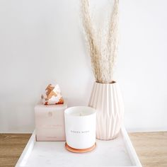 Hayley Marie Australia soy Candles