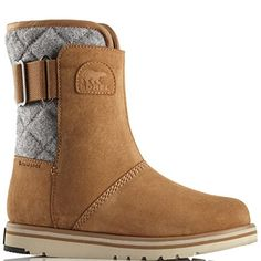 Best Boots For Women | Womens Sorel Rylee Snow Warm Suede Winter Mid Calf Rain Waterproof Boots  Elk  8 -- You can find out more details at the link of the image.(It is Amazon affiliate link) #likecomment