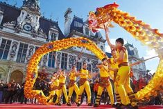 Paris Food & Drink Events: Nouvel an Chinois à Paris