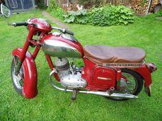 Jawa  355 1957 Vintage, Classic and Old Bikes photo