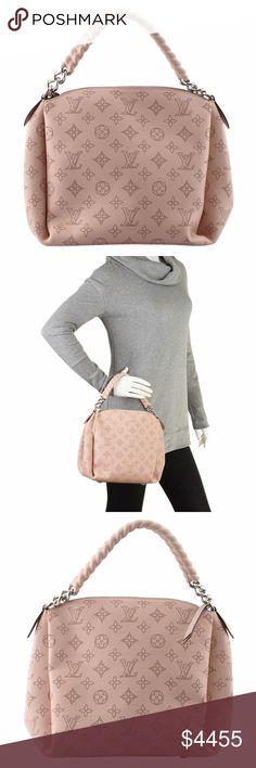 Louis Vuitton Babylone Chain BB Bag (130244) Exterior Condition: New Material: Leather Origin: France Meas (L x W x H): 12x4x9 Production Code: AH0187 This Louis Vuitton Babylone Chain BB shoulder bag is New without tags. Ref: 134340-130244-PAMS-SH IPL: SR-4 Louis Vuitton Bags Shoulder Bags