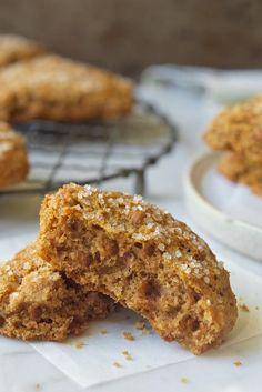 Cinnamon Whole Wheat Scones Recipe