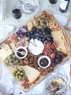 A Romantic Porch Picnic for Two Picnic Theme, Picnic Set, Layer Cake Wine, Genoa Salami, At Home Date Nights, Charcuterie Cheese, Sweet And Low, Bread Toast, Dried Apples