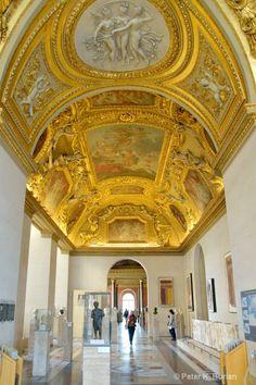 The Louvre, Paris, France Beautiful Architecture, Beautiful Buildings, Beautiful Places, Amazing Places, Louvre Palace, Louvre Paris, Places Around The World, The Places Youll Go, Travel Around The World